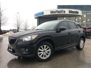 2015 Mazda CX-5 GS AWD SUNROOF, BLINDSPOT, HEATED SEATS, BACKUP