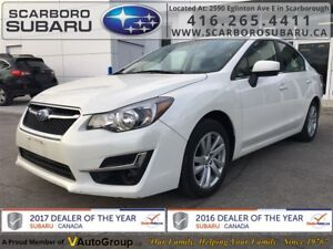 2016 Subaru Impreza 2.0i Touring PKG, FROM 1.9% FINANCING AVAILA
