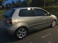 Volkswagen POLO (9N3 - 2006)) 3-Door 1.9 TDI PD130 6-Speed Sport Metallic Grey