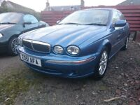 Jaguar X-Type 2.5 Manual 4x4