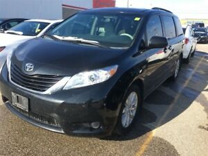2014 Toyota Sienna LE, AWD, Off Lease, Back Up Camera