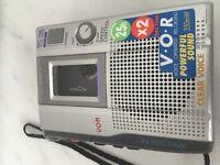 Vintage Sony V.O.R TCM 2000DV