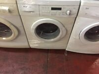 white bosch logixx washing machine it's s 6kg 1400 spin in excellent condition in full working order