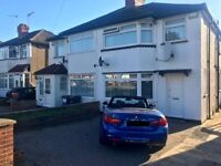 Spacious Four bedroom Semi-detached House for Rent £1850PCM No DSS Families ONLY