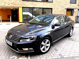 2011 (11) Vw Volkswagen Passat 2.0 Tdi Bluemotion Tech DSG AUTOMATIC