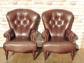 Pair of John Lewis Armchairs (Delivery)