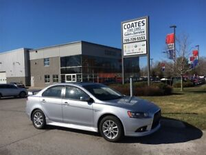 2015 Mitsubishi Lancer SE Limited Edition~New Pads & Rotors Frt
