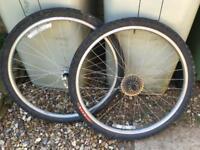 26inch wheelset MTB / Commuter