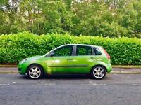 Ford Fiesta 1.2 ( 2006 ) Very Long MOT, Cheap Car, Well Service