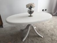 Upcycled shabby chic style Coffee table