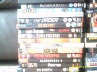 90 films various joblot