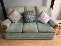Cheap 3 + 1 + 1 sofa armchair suite for sale
