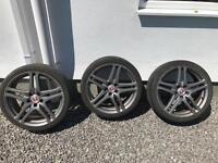 Rage Alloy Wheels