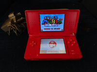 Nintendo DS Lite Games Console - Plus Case and Charger