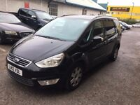 Ford Galaxy PCO, NEW GEARBOX Fitted Recently, Auto, 2 Keys, 1 Prvs Keeper, Gd Cond, Valid MOT & PCO