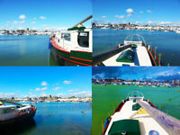 House Boat for rent - Shoreham By Sea - Fully Furnished