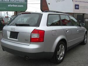 2004 Audi A4 Quattro Avant 1.8T  *Sunroof / Leather* London Ontario image 4