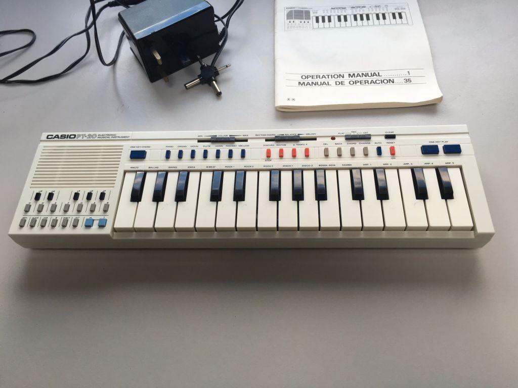 casio keyboard manual free