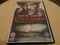 Escobar: Paradise Lost DVD Movie