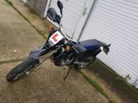 125cc ccm xr .