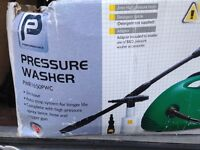 Pressure washer 1650w 130bar