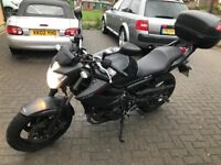 Yamaha XJ 600n in perfect condition with genuine 2800 miles