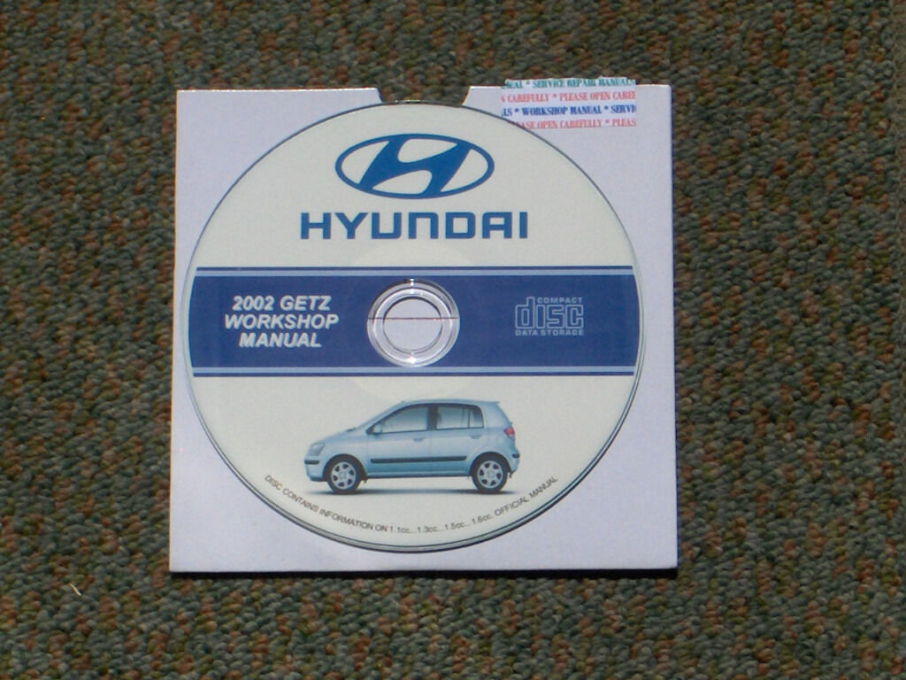 Hyundai Getz workshop manual ***WILLING TO POST***