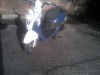 Scooter Mio100cc - small and light