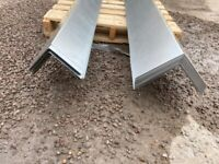 •New• Roof Sheet Metal Rigdes / Flashing / Capping - 2.4M