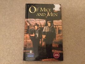Of Mice and Men great hardback book by John Steinbeck