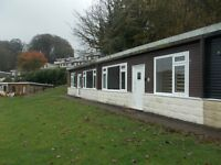 Brick Chalet Long Lease Left 12 Month Bideford Bay Holiday Park Devon,nr Cornwall