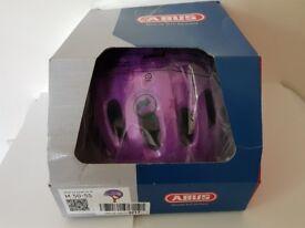 ABUS Girl Smiley 2.0 Bicycle Helmet