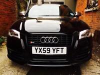 Audi S3 Black Edition Huge Spec