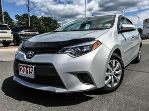 2015 Toyota Corolla LE-BACK-UP CAM+HTD SEATS!