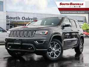 2019 Jeep Grand Cherokee Overland|ACTIVE SAFETY GRP|HTD&VENT LTH