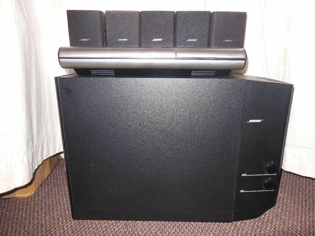 Bose 174 Lifestyle 174 8 Series Ii System Acoustimass 8 Series