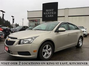 2014 Chevrolet Cruze 2LT | BEIGE LEATHER | CAMERA