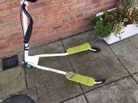 Flicker better than a scooter