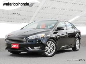 2016 Ford Focus Titanium Special of the Week! Bluetooth, Back...