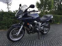 2005 Yamaha fazer for sale