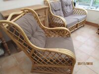 3x Conservatory Chairs
