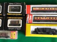N Gauge Model Train Set