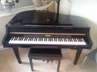 YAMAHA CLAVINOVA CLP-175 GRAND PIANO