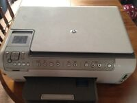 FREE. HP photo smart printer. All in one