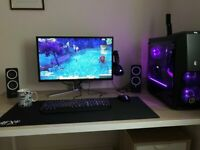 Gaming PC Full 1440p High End Setup