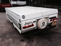 Conway jayco 6 berth 1980s very clean American style