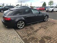 Audi A4 Avant Special Edition 3.0 TDI Quattro Black Edition 5dr S Tronic