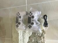 PS4 controller double shock brand new - White
