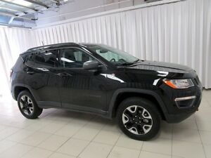 2017 Jeep Compass TEST DRIVE THIS BEAUTY TODAY!!! TRAIL HAWK TRA
