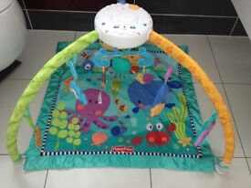 Activity fisher price baby play mat Solihull